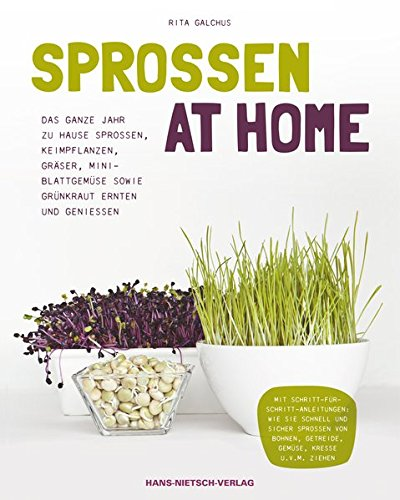 9783862642489: Sprossen at Home