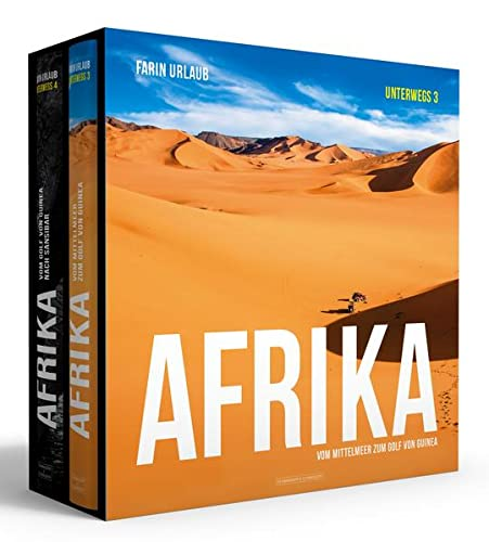 9783862654857: Afrika: Vom Mittelmeer zum Golf von Guinea | Vom Golf von Guinea nach Sansibar