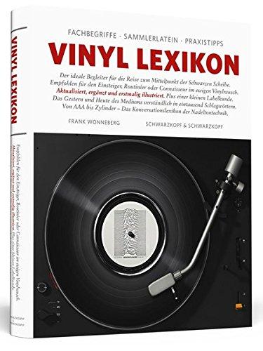 9783862656226: Vinyl Lexikon: Fachbegriffe, Sammlerlatein, Praxistipps