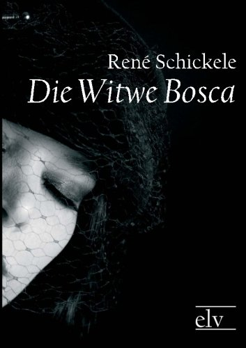 9783862671342: Die Witwe Bosca (German Edition)