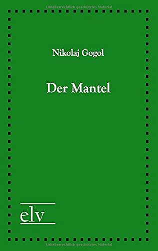 9783862673582: Der Mantel