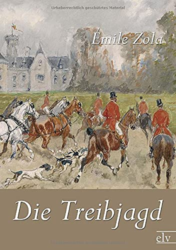 9783862674657: Die Treibjagd (German Edition)