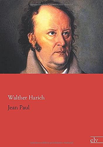 9783862677931: Jean Paul (German Edition)