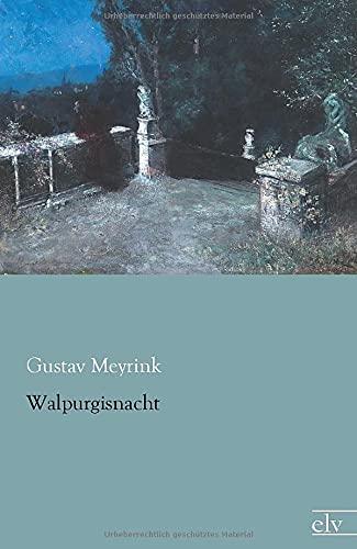 9783862678013: Walpurgisnacht