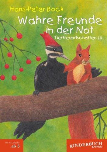 9783862685868: Wahre Freunde in der Not (Tierfreundschaften). Band I