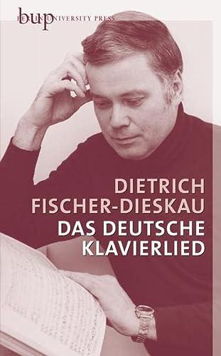 9783862800216: Das deutsche Klavierlied