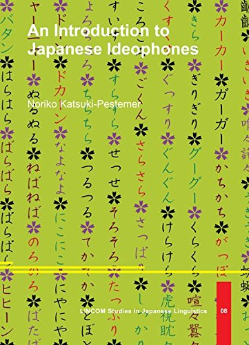 An Introduction to Japanese Ideophones: Katsuki-Pestemer, Noriko