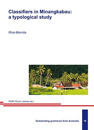 9783862886432: Classifiers in Minangkabou: a typological study