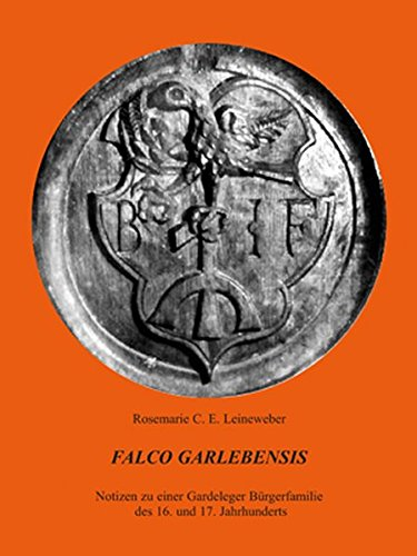 9783862890811: FALCO GARLEBENSIS: Notizen zu einer Gardeleger B�rgerfamilie des 16. und 17. Jahrhunderts