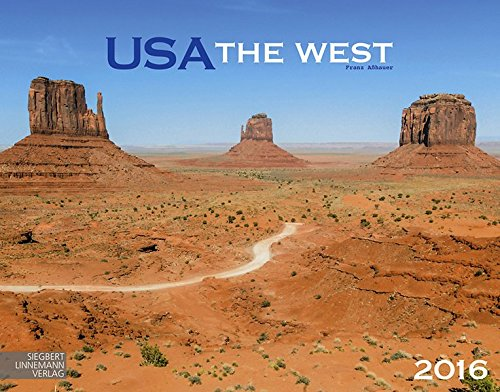 9783862921409: USA The West 2016