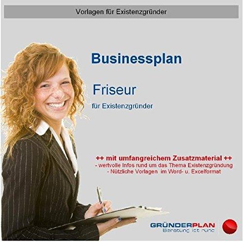 9783863070168: Businessplan Friseur für Existenzgründer