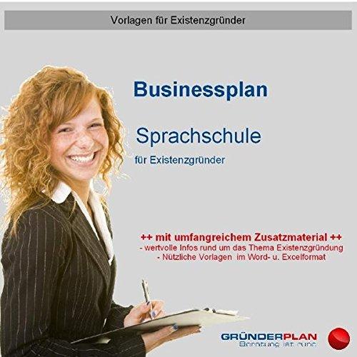 9783863070908: Businessplan Sprachschule für Existenzgründer