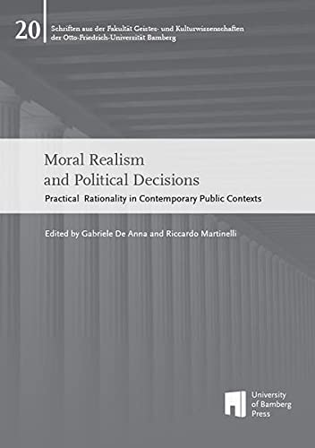 9783863092948: Moral Realism and Political Decisions