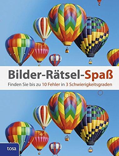 9783863135454: Bilder-Rätsel-Spaß