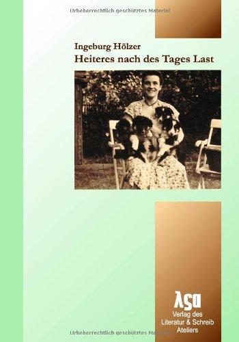 Heiteres nach des Tages Last - Hölzer, Ingeburg