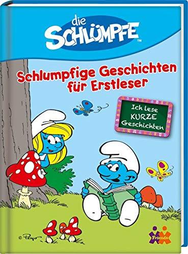 Die Schlümpfe. Schlumpfige Geschichten für Erstleser: Ich lese kurze Geschichten: Siegers...