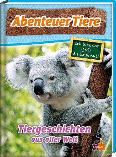 9783863183424: Abenteuer Tiere. Tiergeschichten aus aller Welt