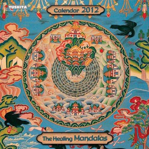9783863230098: Healing Mandalas: Mindful Edition 2012 Calendar