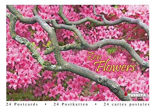 9783863233488: Zen Flowers (Postcard Book)