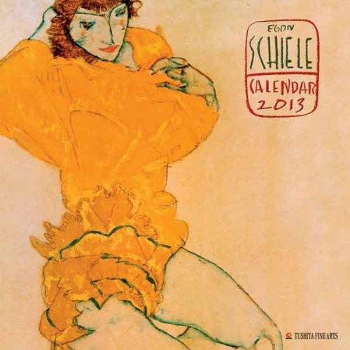 9783863235383: Egon Schiele 2013 Miscellaneous (Fine Art)