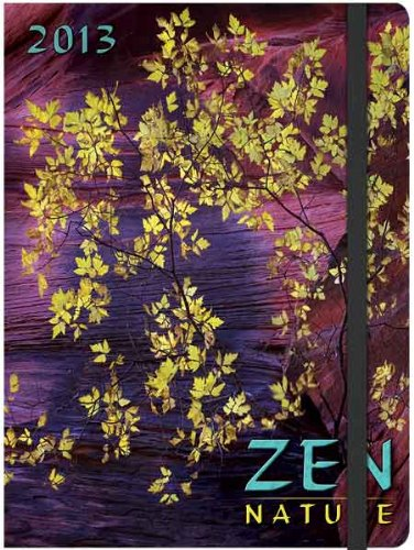 9783863236144: Zen Nature 2013 Pocket Agenda (Small Diaries)