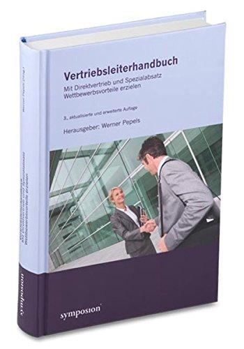 Vertriebsleiterhandbuch: Werner Pepels