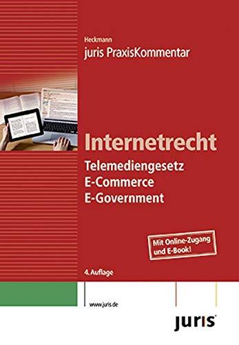 juris PraxisKommentar Internetrecht