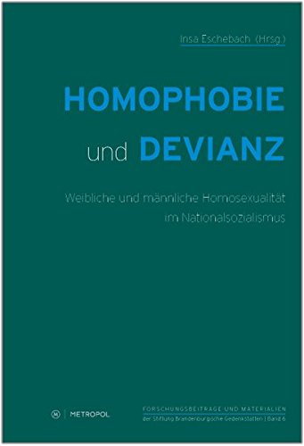 Homophobie und Devianz: Metropol Verlag