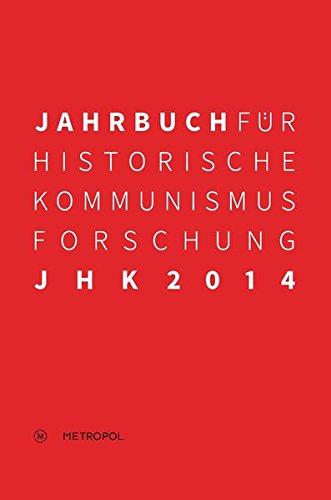 Jahrbuch für Historische Kommunismusforschung 2014 (Hardback)