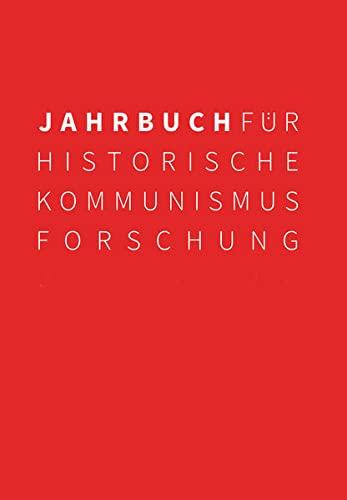 Jahrbuch für Historische Kommunismusforschung 2012: Ulrich Mählert