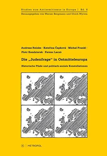 """9783863311919: Die """"Judenfrage"""" in Ostmitteleuropa"""