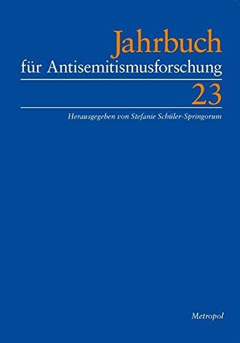 9783863312152: Jahrbuch für Antisemitismusforschung 23 (2014)