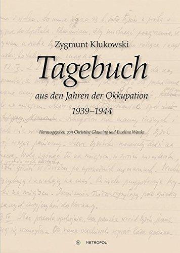 9783863312442: Tagebuch aus den Jahren der Okkupation der Region Zamosc (1939-1944)
