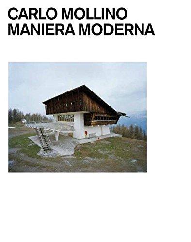 9783863350208: Carlo Mollino: Maniera Moderna