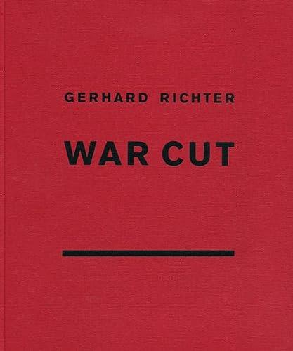 9783863350420: Gerhard Richter: War Cut