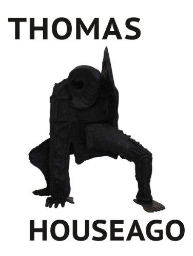 9783863351236: Thomas Houseago