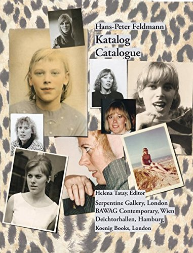 Hans-Peter Feldmann : Katalog / Catalogue [Serpentine Gallery, London 11 April - 3 June 2012]
