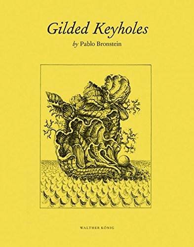 9783863353186: Pablo Bronstein: Gilded Keyholes