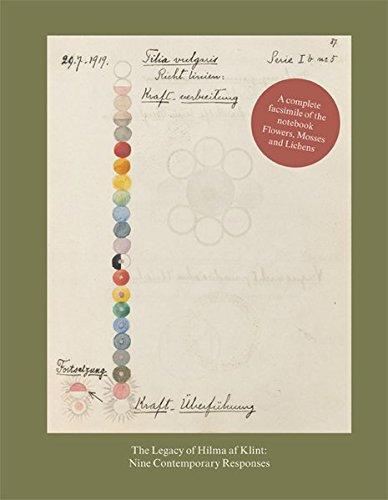 The Legacy of Hilma of Klint Nine Contemporary Responses: Birnbaum, Daniel & Ann-Sofi Noring