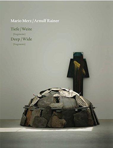 Mario Merz/Arnulf Rainer: Deep/wide (Fragments) (English and German Edition) (9783863353827) by Rudi Fuchs; Mario Merz; Arnulf Rainer