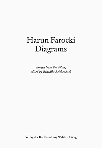 9783863354596: Harun Farocki: Daigrams: Images from Ten Films