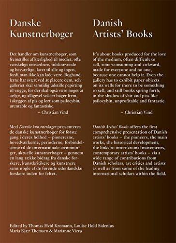 Danske kunstnerbøger / Danish Artists' Books: Thomas Hvid Kromann