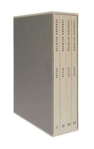 9783863355203: Gerhard Richter : atlas vol I-IV