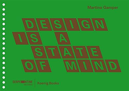 9783863355418: Martino Gamper: Design is a State of Mind
