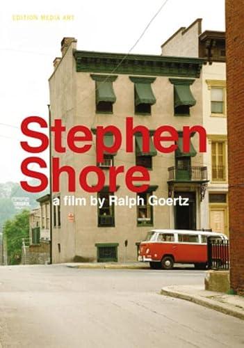 9783863356910: Stephen Shore. A film by Ralph Goertz. DVD: IKS Institut für Kunstdokumentation und Szenografie [Alemania]