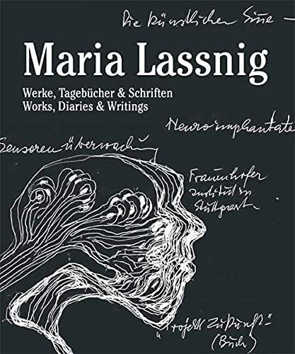 Maria Lassnig: Works, Diaries & Writings (Paperback)