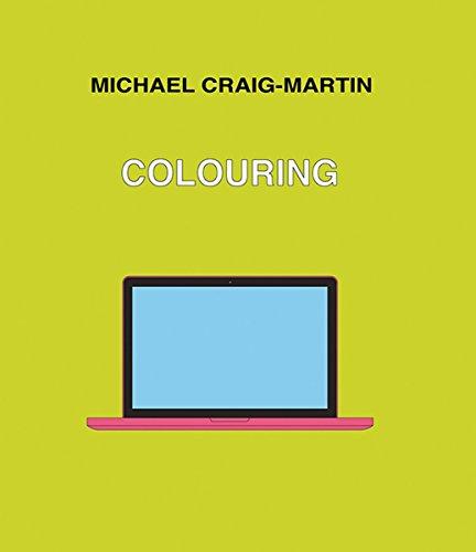 9783863358730: Michael Craig-Martin: Colouring