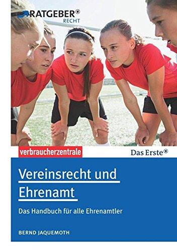 9783863366216: Vereinsrecht und Ehrenamt