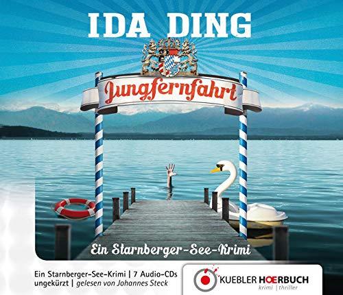 9783863460600: Jungfernfahrt