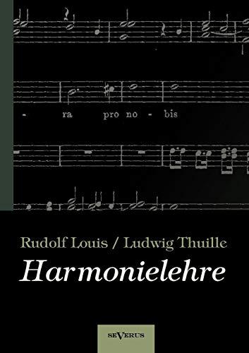 Harmonielehre: Rudolf Louis; Ludwig